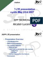 Presentations 3GPP LTEv2
