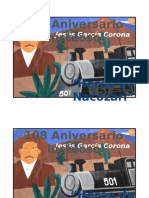 Jesús García Corona aniversario luctuoso