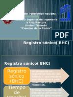 Registro Sonico BHC