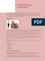 PPMM PACKERS AND MOVERS