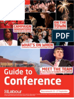 Labour Conference Guide