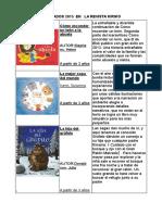 Guia Lectura Kiriko 2015