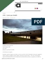 Centro Per Disabili _ Area