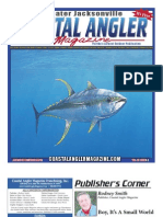 Jacksonville Coastal Angler Magazine April 2010