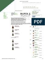 Rania J Perfumes and Colognes