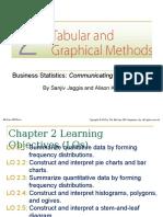 Chap002-JK- Tabular & Graphical Metd