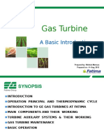 Gas Turbine Introduction