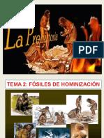Hominización Clase 2