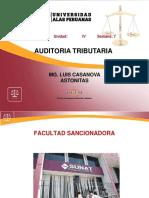 Facultad Sancionadora