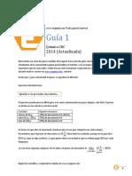 Guia 1 Quimica (2014)