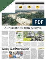 Al Rescate de una Reserva