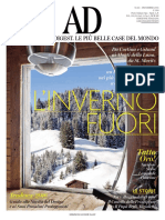 12. AD Architectural Digest - Dicembre 2015