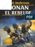 Conan El Rebelde - Poul Anderson