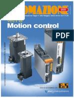 Supplemento Automazione Oggi Maggio 2005 - Vetrina Motion Control - www.intellisystem.it
