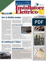 Dossier Soluzioni & prodotti 'Una soluzione innovativa' - Il Giornale dell'Installatore Elettrico n. 3 - 10 marzo 2005 - Anno 27 - www.intellisystem.it