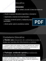 Ciudadania Educativa