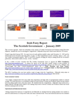 Irish Ferry Report - Scottish Government - January 2009