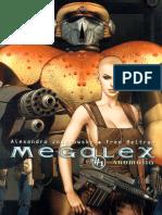 01. Megalex - Anomalia