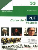 Curso de Filosofia Politica