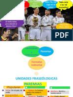 UNIDADES FRASEOLOGICAS