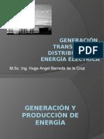 Unidad i - Generhgación, Transmisión y Distribución de Energía Eléctrica