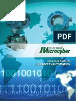 Transmisor Indicador de Presion - Microcyber NCS-PT105 II DP