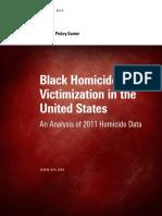 Black Homicide 14