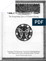 Changeling the Dreaming 2nd Edition