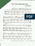 Mr Hankey the Christmas Poo-Sheet Music