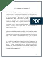 La Colombia Del Postconflicto