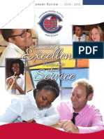 Cleveland Central Catholic Advancement Review 2015
