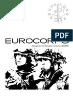EUROCORPS- A Force Fot the EU and NATO_Brochure