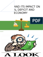 Budget and Its Implications on Fiscal Deficit and Economy