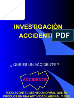 Inv. Accidentes