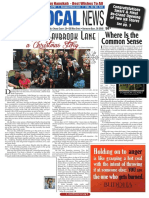 The Local News, December 15, 2015