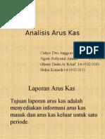 Analisis Arus Kas.pptx