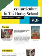 literacy in harley