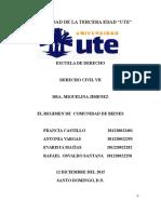 Comunidad de Bienes Nuevo (CORREGIDO) FINAL 11122015. (1)
