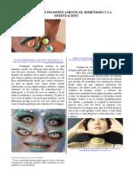Quc3a9 Implican Filosc3b3ficamente El Mimetismo y La Ostentacic3b3n