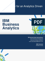 Technology for an Analytics Driven World _ IBM