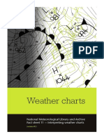 National Meteorological Library Fact Sheet 11 Interpreting Weather Charts PDF