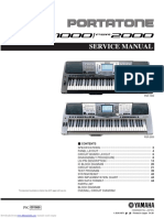 Portatone Psr 1000