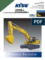 PC300 8 Leaflet