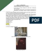 Aula 2 Classicismo Quinhentismo;Barroco;Arcadismo