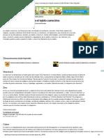 Vitaminas y Minerales Para El Tejido Conectivo _ LIVESTRONG