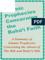 Islamic Prophecies by Motlagh