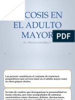 Psicosis en El Adulto Mayor