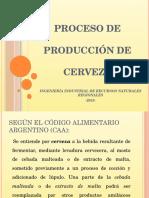 Proceso de Producción de Cerveza.parte 1