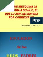 Educacion Hijos - Charla Pp - Cfc - Jul 12