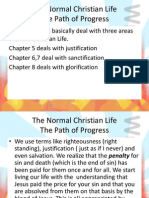 The Normal Christian Life the Path of Reckoning